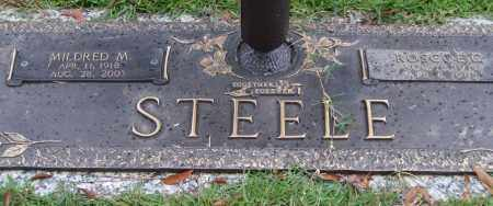 STEELE, MILDRED M. - Saline County, Arkansas | MILDRED M. STEELE - Arkansas Gravestone Photos