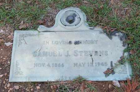 STEVENS, SAMUEL J. - Saline County, Arkansas | SAMUEL J. STEVENS - Arkansas Gravestone Photos