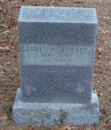 STEWART, JAMES A - Saline County, Arkansas | JAMES A STEWART - Arkansas Gravestone Photos