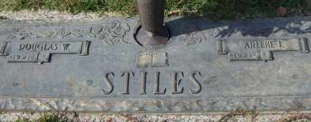 ISAAC STILES, ARLENE - Saline County, Arkansas | ARLENE ISAAC STILES - Arkansas Gravestone Photos