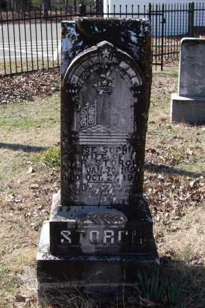 STORCH, ELISE SOPHIA - Saline County, Arkansas | ELISE SOPHIA STORCH - Arkansas Gravestone Photos