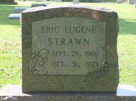 STRAWN, ERIC EUGENE - Saline County, Arkansas | ERIC EUGENE STRAWN - Arkansas Gravestone Photos