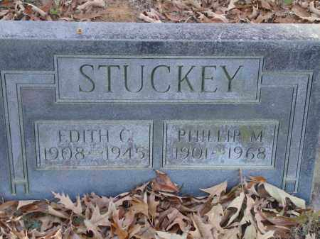 STUCKEY, PHILLIP M - Saline County, Arkansas | PHILLIP M STUCKEY - Arkansas Gravestone Photos