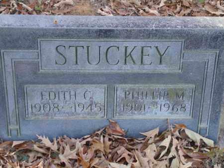STUCKEY, EDITH C - Saline County, Arkansas | EDITH C STUCKEY - Arkansas Gravestone Photos