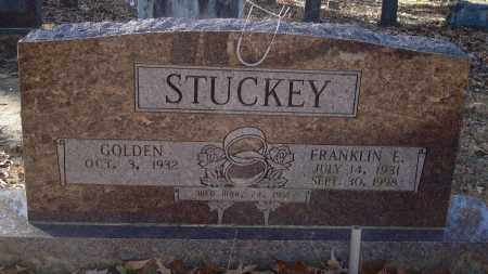 STUCKEY, FRANKIN E - Saline County, Arkansas | FRANKIN E STUCKEY - Arkansas Gravestone Photos