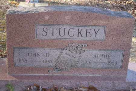 STUCKEY, JOHN D - Saline County, Arkansas | JOHN D STUCKEY - Arkansas Gravestone Photos