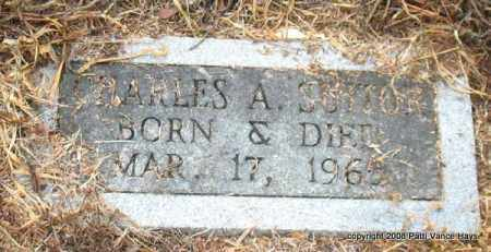 SUITOR, CHARLES A. - Saline County, Arkansas | CHARLES A. SUITOR - Arkansas Gravestone Photos