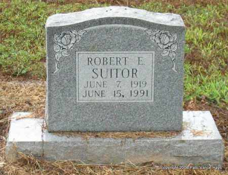 SUITOR, ROBERT E. - Saline County, Arkansas | ROBERT E. SUITOR - Arkansas Gravestone Photos
