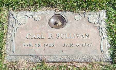 SULLIVAN, CARL F. - Saline County, Arkansas | CARL F. SULLIVAN - Arkansas Gravestone Photos