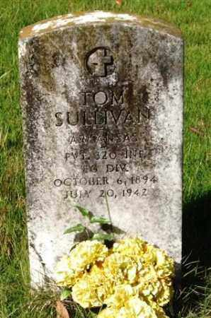 SULLIVAN (VETERAN), TOM - Saline County, Arkansas | TOM SULLIVAN (VETERAN) - Arkansas Gravestone Photos