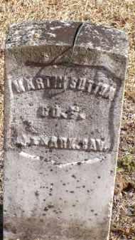 SUTTON (VETERAN UNION), MARTIN - Saline County, Arkansas | MARTIN SUTTON (VETERAN UNION) - Arkansas Gravestone Photos