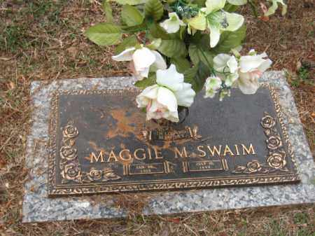 MONEY SWAIM, MARGARET - Saline County, Arkansas | MARGARET MONEY SWAIM - Arkansas Gravestone Photos