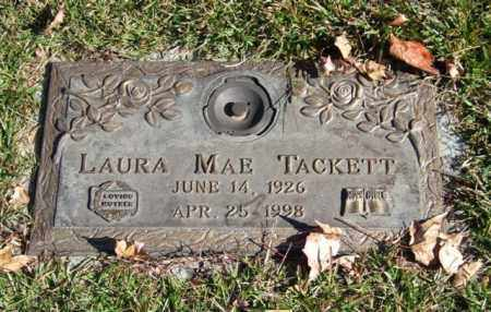 TACKETT, LAURA MAE - Saline County, Arkansas | LAURA MAE TACKETT - Arkansas Gravestone Photos