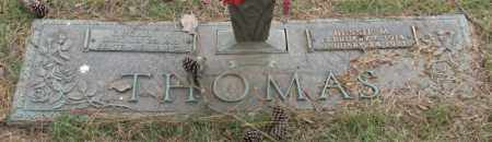 THOMAS, OSCAR N. - Saline County, Arkansas | OSCAR N. THOMAS - Arkansas Gravestone Photos