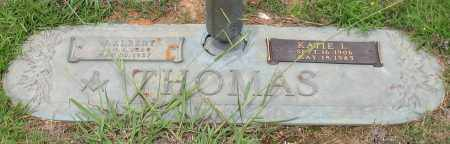 THOMAS, KATIE L. - Saline County, Arkansas | KATIE L. THOMAS - Arkansas Gravestone Photos