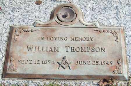 THOMPSON, WILLIAM - Saline County, Arkansas | WILLIAM THOMPSON - Arkansas Gravestone Photos