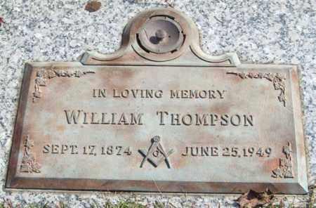 THOMPSON, WILLIAM - Saline County, Arkansas   WILLIAM THOMPSON - Arkansas Gravestone Photos
