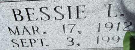 BROWN TILLERY, BESSIE LADONNA (CLOSEUP) - Saline County, Arkansas | BESSIE LADONNA (CLOSEUP) BROWN TILLERY - Arkansas Gravestone Photos
