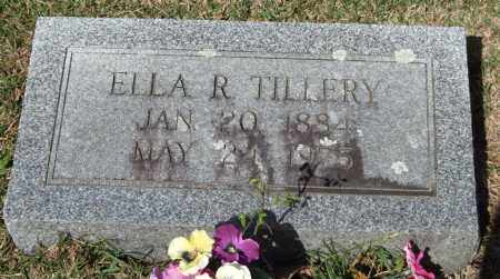 MERRIOTT TILLERY, ELLA ROSE - Saline County, Arkansas | ELLA ROSE MERRIOTT TILLERY - Arkansas Gravestone Photos