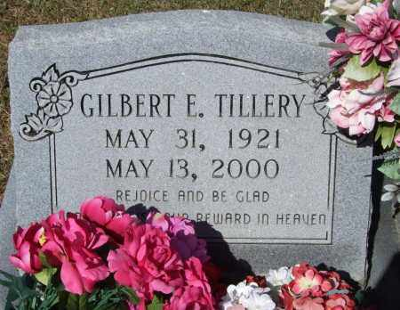 TILLERY, SR., GILBERT E. - Saline County, Arkansas | GILBERT E. TILLERY, SR. - Arkansas Gravestone Photos