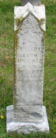 TILLERY, HUGH - Saline County, Arkansas | HUGH TILLERY - Arkansas Gravestone Photos