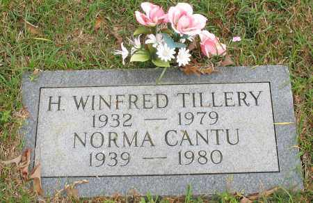 CANTU, NORMA - Saline County, Arkansas | NORMA CANTU - Arkansas Gravestone Photos