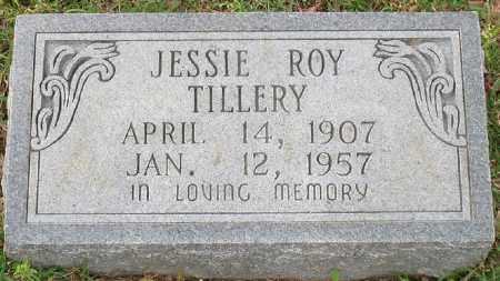TILLERY, JESSIE ROY - Saline County, Arkansas | JESSIE ROY TILLERY - Arkansas Gravestone Photos