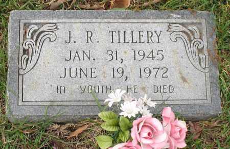 TILLERY, J. R. - Saline County, Arkansas | J. R. TILLERY - Arkansas Gravestone Photos