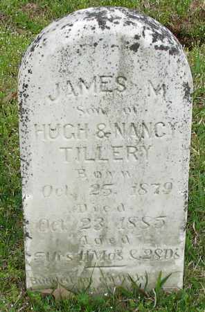 TILLERY, JAMES M. - Saline County, Arkansas | JAMES M. TILLERY - Arkansas Gravestone Photos