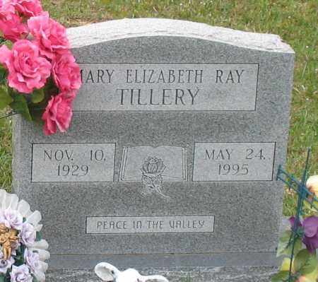 TILLERY, MARY ELIZABETH (CLOSEUP) - Saline County, Arkansas | MARY ELIZABETH (CLOSEUP) TILLERY - Arkansas Gravestone Photos
