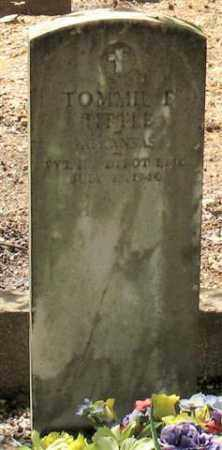 TITTLE (VETERAN), TOMMIE FLOYD - Saline County, Arkansas | TOMMIE FLOYD TITTLE (VETERAN) - Arkansas Gravestone Photos