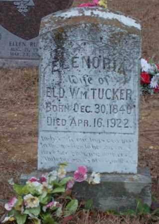 TUCKER, ELENORIA - Saline County, Arkansas | ELENORIA TUCKER - Arkansas Gravestone Photos