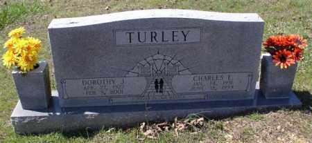 TURLEY, DOROTHY J. - Saline County, Arkansas | DOROTHY J. TURLEY - Arkansas Gravestone Photos