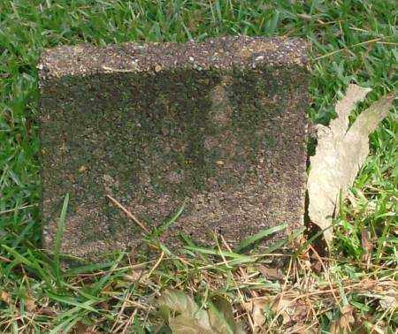 UNKNOWN, STONES - Saline County, Arkansas | STONES UNKNOWN - Arkansas Gravestone Photos