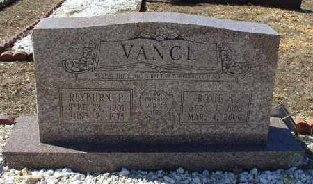 CALDWELL VANCE, ROXIE JANE - Saline County, Arkansas | ROXIE JANE CALDWELL VANCE - Arkansas Gravestone Photos