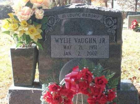 VAUGH, JR., WILEY - Saline County, Arkansas | WILEY VAUGH, JR. - Arkansas Gravestone Photos