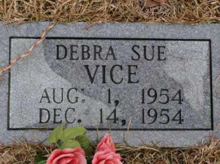VICE, DEBRA SUE - Saline County, Arkansas | DEBRA SUE VICE - Arkansas Gravestone Photos