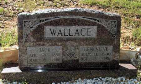 WALLACE, GENEVIEVE - Saline County, Arkansas | GENEVIEVE WALLACE - Arkansas Gravestone Photos