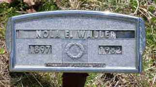 WILSON WALLER, NOLA E - Saline County, Arkansas | NOLA E WILSON WALLER - Arkansas Gravestone Photos