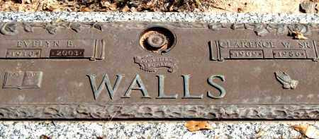WALLS, EVELYN B. - Saline County, Arkansas | EVELYN B. WALLS - Arkansas Gravestone Photos