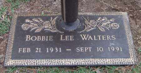 WALTERS, BOBBIE LEE - Saline County, Arkansas | BOBBIE LEE WALTERS - Arkansas Gravestone Photos