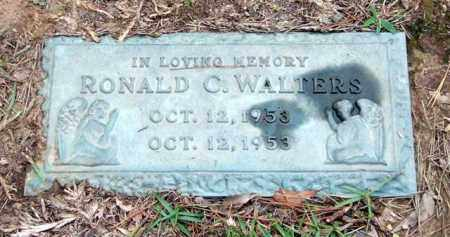 WALTERS, RONALD C. - Saline County, Arkansas | RONALD C. WALTERS - Arkansas Gravestone Photos