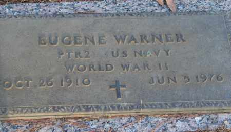 WARNER (VETERAN WWII), EUGENE - Saline County, Arkansas | EUGENE WARNER (VETERAN WWII) - Arkansas Gravestone Photos