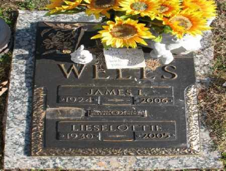 WELLS, JAMES L. - Saline County, Arkansas | JAMES L. WELLS - Arkansas Gravestone Photos