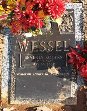 WESSEL, BEVERLY - Saline County, Arkansas | BEVERLY WESSEL - Arkansas Gravestone Photos