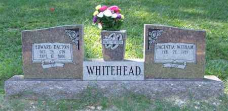WHITEHEAD, EDWARD DALTON - Saline County, Arkansas | EDWARD DALTON WHITEHEAD - Arkansas Gravestone Photos
