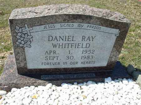 WHITFIELD, DANIEL RAY - Saline County, Arkansas | DANIEL RAY WHITFIELD - Arkansas Gravestone Photos