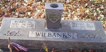 WILBANKS, BOBBY G - Saline County, Arkansas | BOBBY G WILBANKS - Arkansas Gravestone Photos