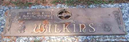WILKINS, VIRGIL F. - Saline County, Arkansas | VIRGIL F. WILKINS - Arkansas Gravestone Photos