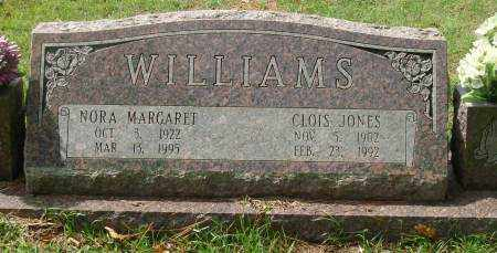 WILLIAMS, CLOIS - Saline County, Arkansas | CLOIS WILLIAMS - Arkansas Gravestone Photos